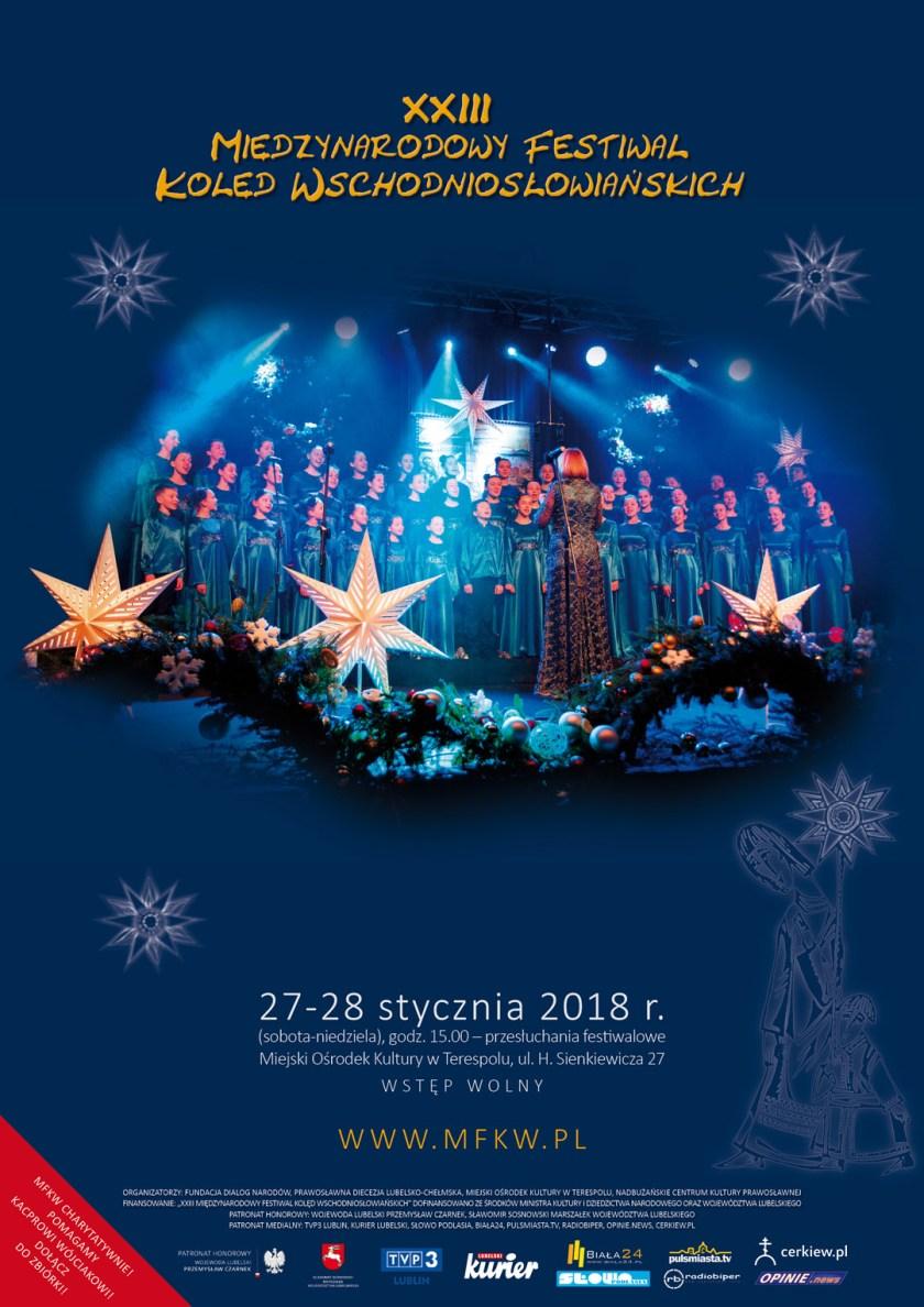 Plakat XXIII MFKW