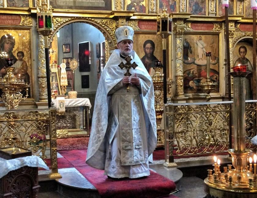 Kazanie na święto Wniebowstąpienia Pańskiego