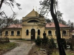 Monaster Opieki Bogarodzicy w Turkowicach