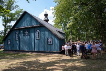 Cerkiew pw. św. Paraskiewy i św. Antoniego Pieczerskiego w Holi