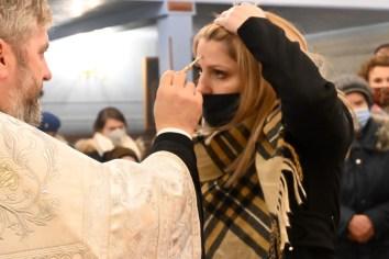Wigilia Bożego Narodzenia w Parafii Prawosławnej Podwyższenia Krzyża Pańskiego w Horostycie