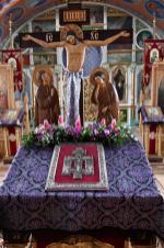 Cerkiew prawosławna św. Anny w Międzylesiu