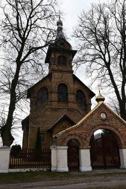 Cerkiew św. Mikołaja Cudotwórcy w Zabłociu