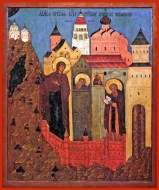 appearance-of-the-mother-of-god-to-st-kyrill-of-white-lake-at-simonov-monastery