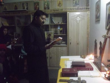 The First Russian Orthodox Church Sunday School in Pakistan-Rissian