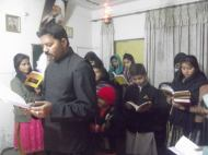 The First Russian Orthodox Church Sunday School in Pakistan..