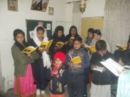 The First Russian Orthodox Church Sunday School in Pakistan_