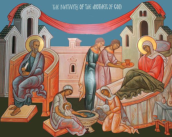 Birthday of Mary