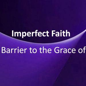 Imperfect Faith