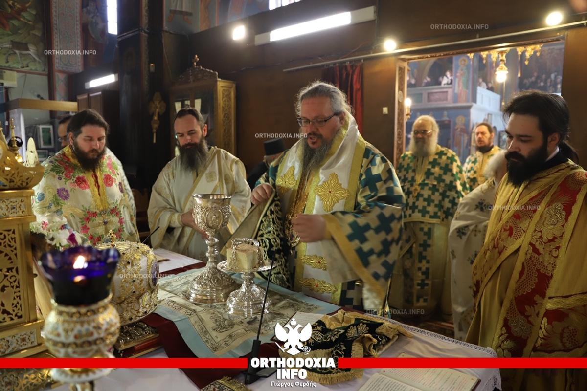 ΟΡΘΟΔΟΞΙΑ INFO | Η μνήμη του αγίου Νικολάου Πλανά στον ναό όπου λειτουργούσε