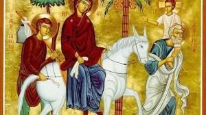 Η φυγή του Χριστού στην Αίγυπτο