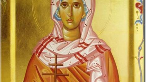 Ορθόδοξος Συναξαριστής 24 Δεκεμβρίου, Αγία Ευγενία