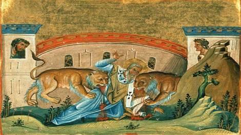 Ορθόδοξος Συναξαριστής Πέμπτη 20 Δεκεμβρίου 2018, Άγιος Ιγνάτιος ο Θεοφόρος και Ιερομάρτυρας