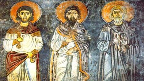 Ορθόδοξος Συναξαριστής 13 Δεκεμβρίου, Άγιοι Ευστράτιος, Αυξέντιος, Ευγένιος, Μαρδάριος και Ορέστης