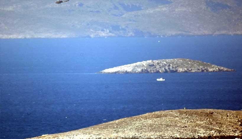 Το ΥΠΕΞ απαντά στην Τουρκία για τα Ίμια
