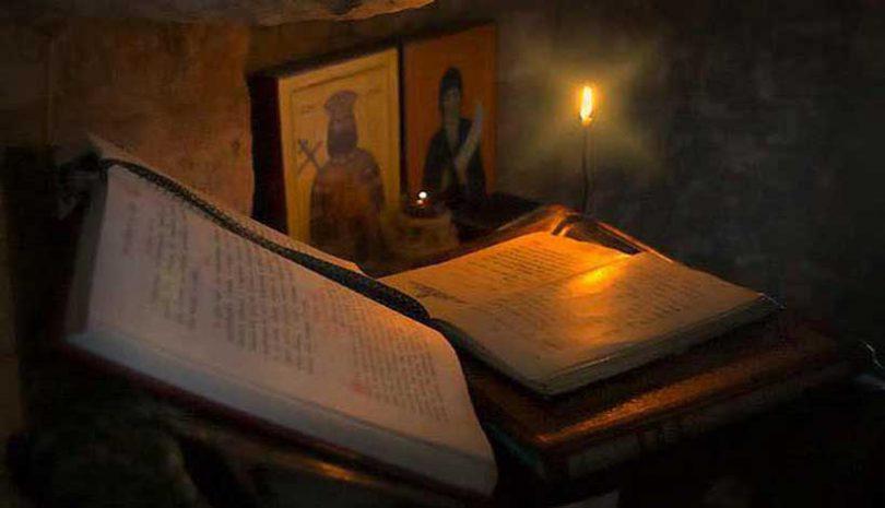 Στο δωμάτιο που υπάρχει Ευαγγέλιο τρέμουν να μπουν οι δαίμονες