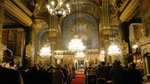 Η Θεία Λειτουργία της Κυριακής της Ορθοδοξίας - Ζωντανή σύνδεση
