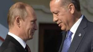 Συνάντηση Ερντογάν-Πούτιν εν όψει της αμερικανικής αποχώρησης από τη Συρία