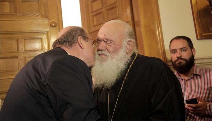 Νέα αναφορά Ν. Φίλη στην συμφωνία Τσίπρα – Ιερώνυμου: Οι αρχιερείς φαίνεται να έχουν άλλα κίνητρα