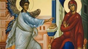 Η δαιμονισμένη και οι Χαιρετισμοί της Παναγίας