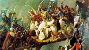 Φάκελος Σιωνισμός: Ελληνική επανάσταση και εθνικισμός