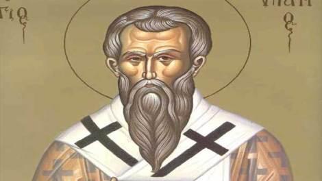 Σήμερα εορτάζει ο Άγιος Υπάτιος επίσκοπος Γαγγρών