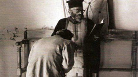 Πρωτ. Γεώργιος Δορμπαράκης : Η εξομολόγηση ενός «αναμάρτητου»