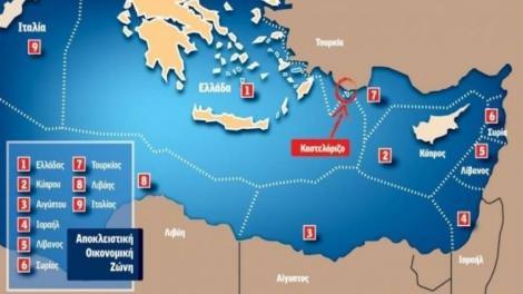 Κύρα Αδάμ: Το «μεγάλο παιχνίδι» της υφαλοκρηπίδας: Πώς κινδυνεύει η Ελλάδα να χάσει τα δικαιώματα της νότια της Κρήτης (φωτό)