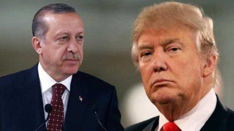 Τραμπ Ερντογάν