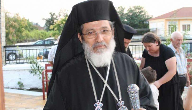 Υπέρ της χρήσης μάσκας στις εκκλησίες ο Σιδηροκάστρου Μακάριος