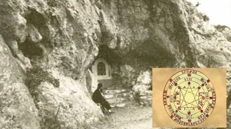 Ο μάγος και το βιβλίο της Σολομωνικής που κατέφυγε στο Άγιον Όρος
