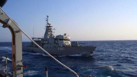 Κυπριακή ΑΟΖ: Πολεμικά πλοία από Γαλλία, ΗΠΑ, Ισραήλ και Ελλάδα προστατεύουν το γεωτρύπανο