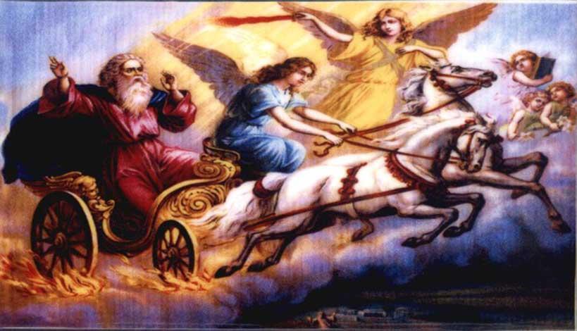 Ο προφήτης Ηλίας και η Θαυμαστή εμφάνιση του στα Γιάννενα