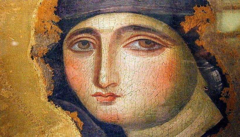 Η πιο ασυνήθιστη εικόνα της Παναγίας και η σχέση που έχει με την προφητεία του Αγίου Συμεών του Θεοδόχου