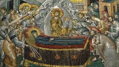 Αγρυπνία απόψε στο Άγιον Όρος για την Κοίμηση της Θεοτόκου