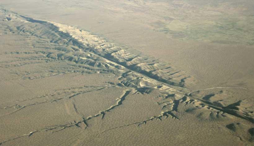 ΗΠΑ: Απανωτοί σεισμοί στην Καλιφόρνια, φόβοι για Μέγα - Σεισμό στο ρήγμα του Αγίου Ανδρέα