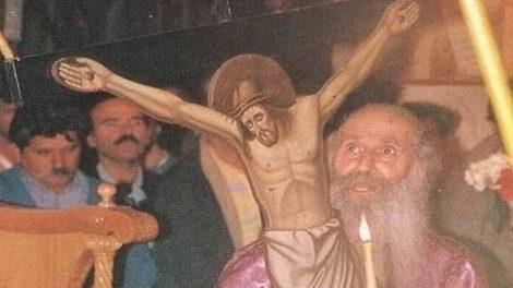 Ο άγιος Ιάκωβος Τσαλίκης και οι εξορκισμοί στη Μονή του Οσίου Δαβίδ