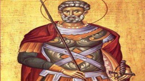 Ορθόδοξος συναξαριστής 11 Νοεμβρίου 2018, Άγιος Μηνάς ο Μεγαλομάρτυρας