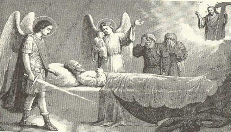 Μνήμη μοναχού που δεν έκρινε κανέναν στην ζωή του και εκοιμήθη περιχαρής