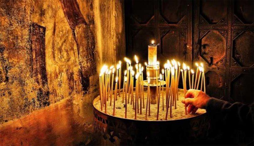Ελλάδα | Βεβήλωση Ιερών Ναών στη Θάσο