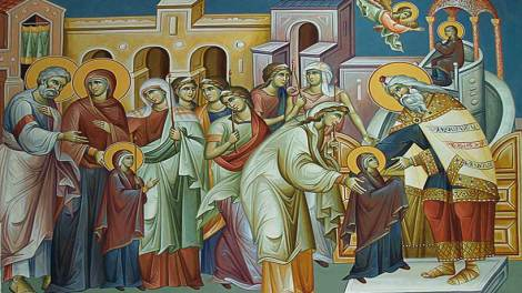Άγιον Όρος: Τα Εισόδια της Θεοτόκου είναι η «καλογερική της Παναγίας»