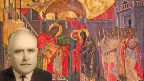 Τα Εισόδια της Θεοτόκου - Δημήτριος Παναγόπουλος