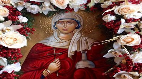 Χαιρετισμοί 2020: Οι Α' Χαιρετισμοί στην Ιερά Μονή Αγίας Αναστασίας της Φαρμακολυτρίας