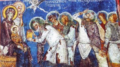 Όταν οι τρεις μάγοι έφτασαν στα Ιεροσόλυμα