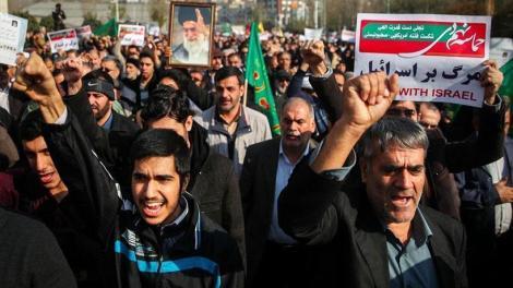 Ιράν: Διαδηλώσεις και συγκρούσεις με άρωμα....υποκίνησης