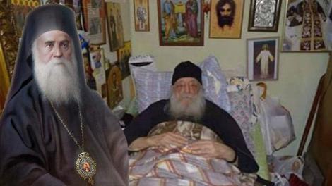 Γέροντας Νεκτάριος Βιτάλης: «Η θαυματουργός χείρ του αγ. Νεκταρίου στη ζωή μου»Γέροντας Νεκτάριος Βιτάλης: «Η θαυματουργός χείρ του αγ. Νεκταρίου στη ζωή μου»