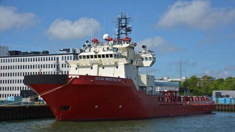 Απέπλευσε από το Λαύριο για την κυπριακή ΑΟΖ το ερευνητικό σκάφος της ExxonMοbil: Ξεκινά έρευνες στο τεμάχιο 10