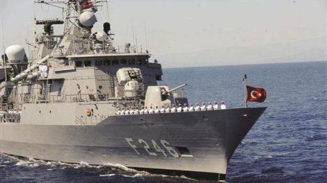 Κλιμάκωση στη Ανατολική Μεσόγειο με φόντο το φυσικό αέριο