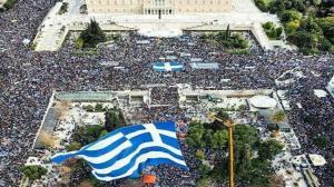 Συμφωνία των Πρεσπών : Στη δικαιοσύνη προσφεύγει η Παμμακεδονική Συνομοσπονδία για ενδεχόμενο «χρηματισμό βουλευτών»