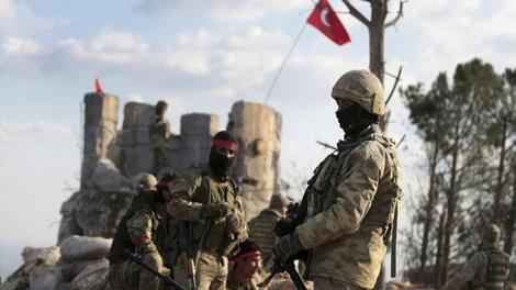 Σχεδόν 30.000 άμαχοι έχουν φύγει από την πόλη Αφρίν για να γλιτώσουν από τους τουρκικούς βομβαρδισμούς